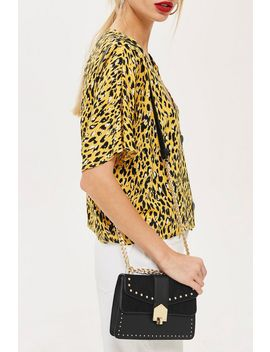 shelby-studded-cross-body-bag by topshop