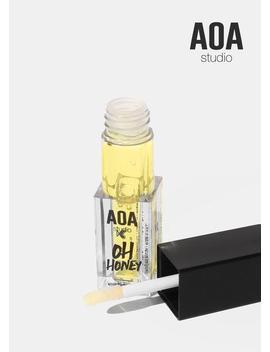 aoa-oh-honey-lip-oil--honey by shop-aoa