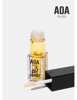 aoa-oh-honey-lip-oil--peach by shop-aoa