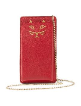 printed-leather-iphone-6-case by charlotte-olympia