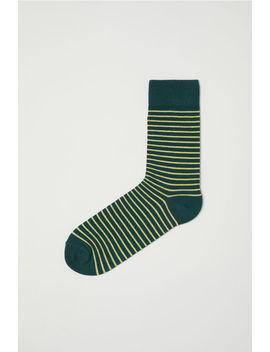 stripede-sokker by h&m