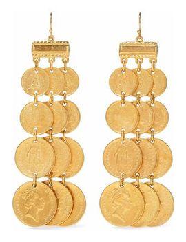 gold-tone-earrings by ben-amun