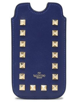 leather-iphone-5_5s_se-case by valentino