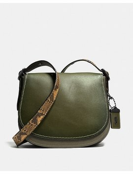 saddle-23-with-colorblock-python-detail by coach