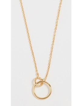 wilshire-charm-necklace by gorjana