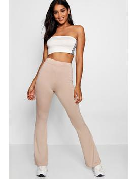 basic-skinny-flares by boohoo