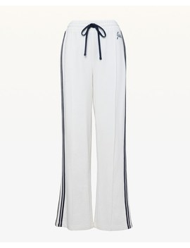 Jxjc Juicy Logo Wide Leg Terry Pant by Juicy Couture