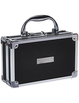 vaultz-medicine-case-with-combination-lock,-825-x-5-x-25-inches,-black-(vz00361) by vaultz