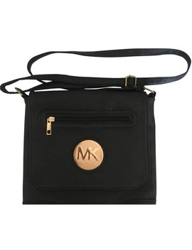 black-leather-cross-body-bag by michael-kors