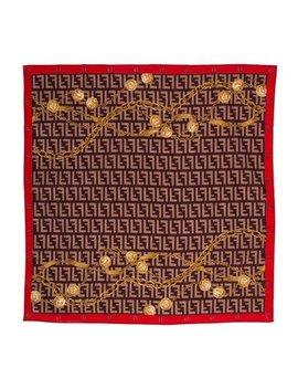 fendi-zucca-chain-link-scarf by fendi