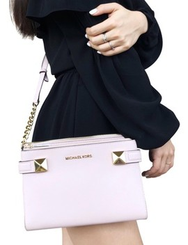 karla-east-west-blossom-pink-cross-body-bag by michael-kors