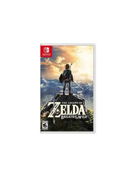 the-legend-of-zelda:-breath-of-the-wild---nintendo-switch---email-delivery by nintendo