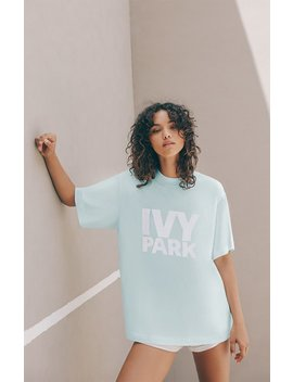 ivy-park-oversized-logo-tee by ivy-park