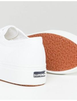 superga-2790-linea-flatform-sneakers-in-white by superga