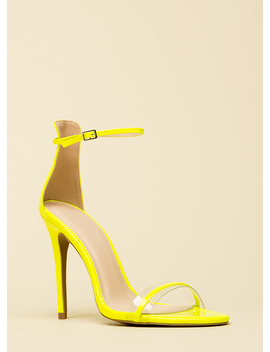 clearly-gorgeous-skinny-strap-heels by gojane