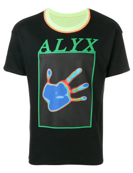 printed-t-shirt by alyx