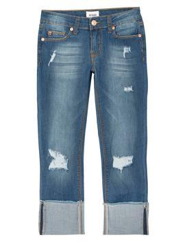 jessa-crop-skinny-jeans by hudson-kids