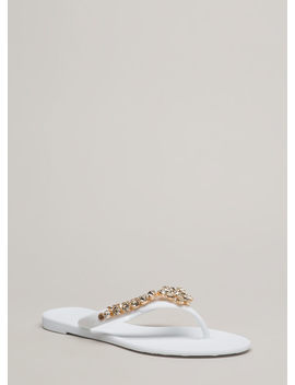 blossoming-jeweled-matte-jelly-sandals by gojane