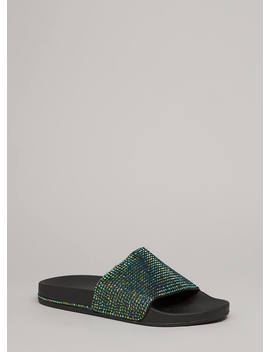 bling-it-on-jeweled-trim-slide-sandals by gojane