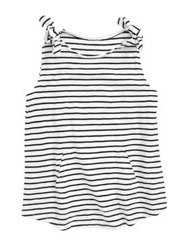 stripe-knotted-tank by stem