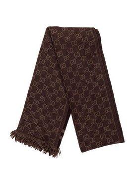 gucci-gg-wool-scarf by gucci