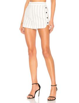 stripe-shorts by tibi