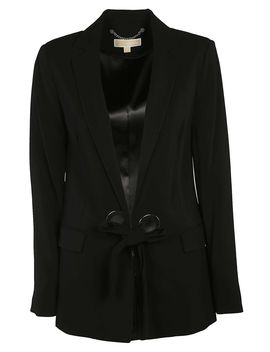 michael-kors-lace-up-blazer by michael-kors
