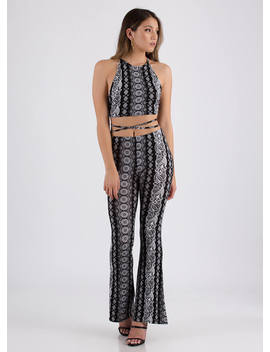 ikat-in-the-act-crop-top-and-pant-set by gojane