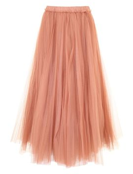 tulle-skirt by n21
