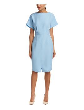 Victoria Loks Linen Blend Dress by Victoria Loks