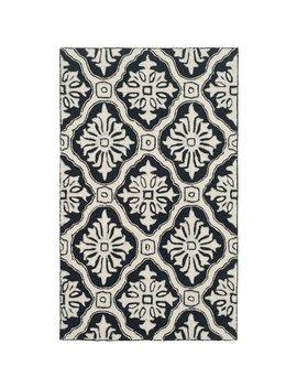 safavieh-duraarea-rug-black_taupe-area-rug-&-reviews by safavieh
