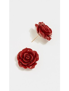 camellia-stud-earrings by theia-jewelry