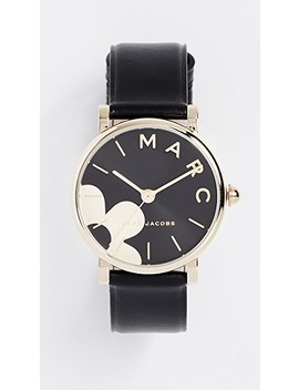 classic-floral-watch,-36mm by marc-jacobs