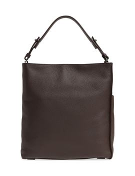 mast-leather-shoulder-tote by allsaints