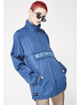 must-be-nice-half-zip-anorak-jacket by ripndip