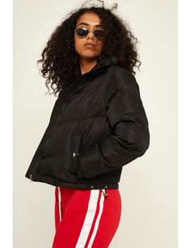 l&t-puff-jacket-black by universal-store