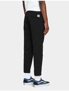 taylor-pant-in-black by carhartt-wip
