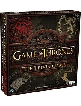 fantasy-flight-games-game-of-thrones:-the-trivia-game by fantasy-flight-games