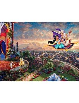 ceaco-thomas-kinkade---disney-dreams-collection---aladdin-puzzle by ceaco