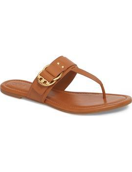 marsden-flat-thong-sandal by tory-burch