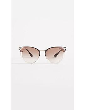 round-cat-sunglasses by prada