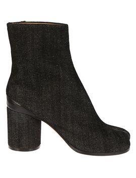 maison-margiela-denim-tabi-ankle-boots by maison-margiela