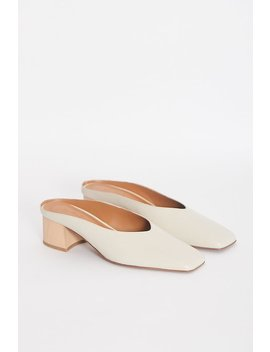 by-far-karen-mule---off-white by garmentory