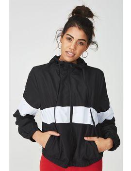 panelled-windbreaker-jacket by supre