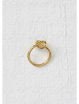 knot-ring-in-vermeil by celine