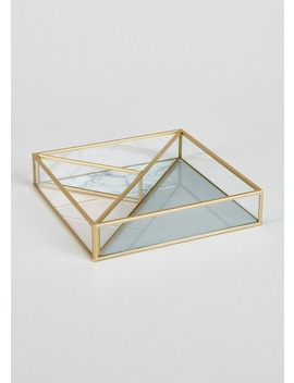 marble-display-tray-(20cm-x-20cm-x-4cm) by matalan
