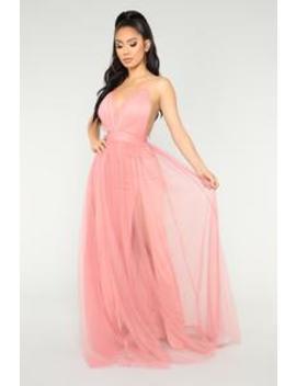 work-the-runway-maxi-dress---blush by fashion-nova