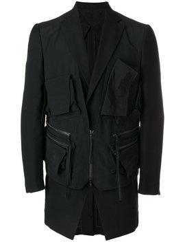 multi-pocket-blazer by julius