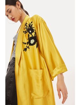 embroidered-kimono by topshop