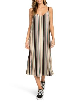jasmine-stripe-midi-dress by rvca